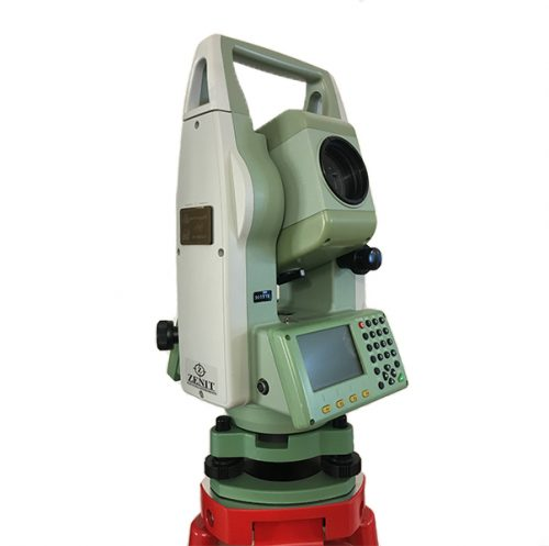 zenith total station